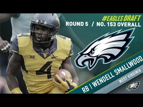 Welcome To Philly    Wendell Smallwood Highlights ᴴᴰ