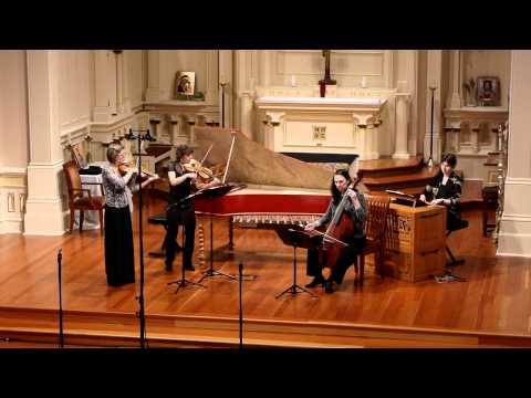 Henry Purcell: Pavan in B Flat, Voices of Music