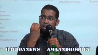 SOMALIDA ZURICH IYO EREYADII WAXTARKA LAHAA EE SH. SACAD CIIDDII ARAFO