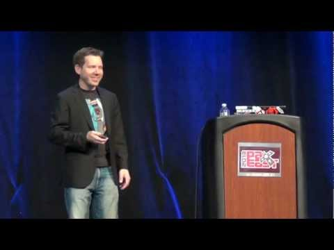 Storytime with Cliff Bleszinski: PAX East 2013