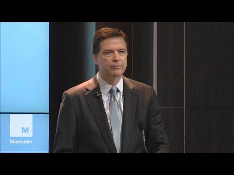 The FBI Director vs. Privacy   Mashable