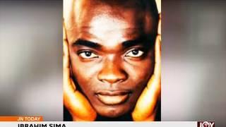 Ibrahim Sima - Entertainment Today on Joy News  (18-1-17)