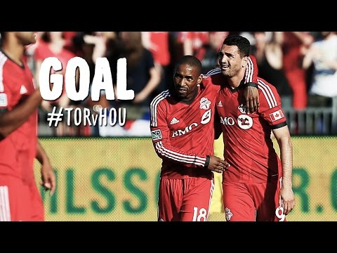 GOAL: Jermain Defoe buries one right past Tally Hall | Toronto FC vs. Houston Dynamo