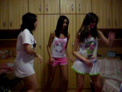 Dançando ''Bomba'' Bragaboys