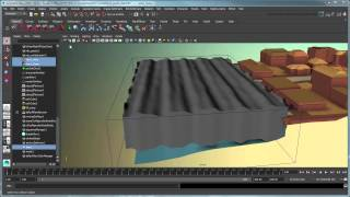 Creating a body of water simulation using Bifrost - Part 2: Generating ocean waves