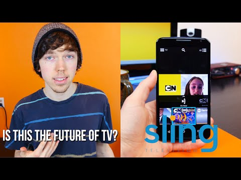 Sling TV Review: Is Sling TV the future of television?