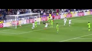 Gol de Falta de Cristiano Ronaldo vs Sporting Champions League 14/09/16