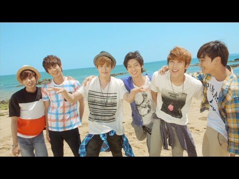 Boyfriend 2nd アルバム収録曲「here!」music Video Full Ver. video