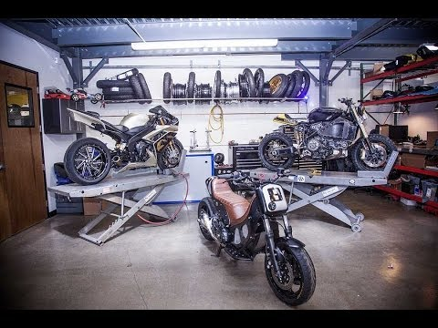 Roland Sands Design Open House