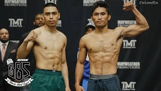 "Reed BBS: ""Fight Night"" Angelo Leo vs Neil Tabanao 