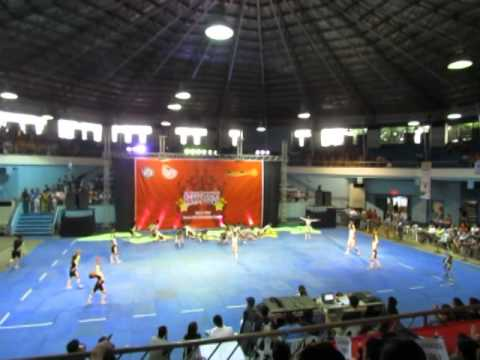 KIDAPAWAN CITY CHEERDANCE COMPETITION 2015 DAVAO QA ALL STAR