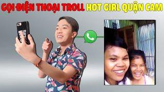 CrisDevilGamer GỌI ĐIỆN THOẠI TROLL HOT GIRL QUẬN CAM