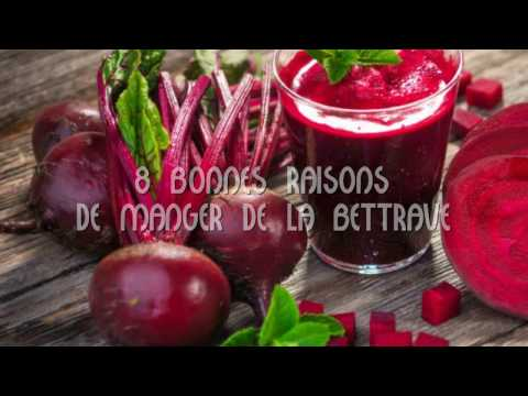 ✔ LES SECRETS & VERTUS DE LA BETTRAVE - 8 bonnes raisons d'en manger . (Les bienfaits & vertus) thumbnail