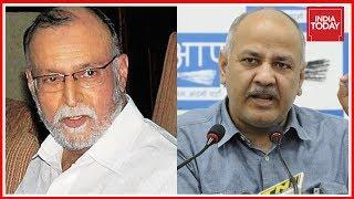Fresh AAP, Delhi L-G War Erupts In Capital After L-G Removes Manish Sisodia's Advisors