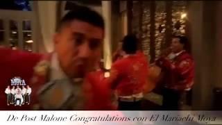 Congratulations de Post Malone El Mariachi Moya.