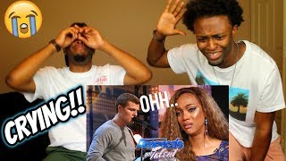 Download Lagu We Three : Sibling Trio TEARFUL Tribute To Their Late Mom | America's Got Talent 2018 (REACTION) Gratis STAFABAND