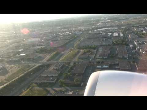 Westjet 736 in-plane take-off from YUL