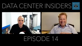 Ep14 Data Center Insiders Podcast with Chad Sakac