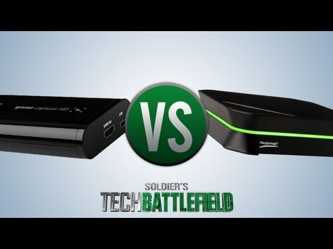 The Hauppauge HD PVR 2 vs. Elgato Game Capture HD - Soldier's Tech Battlefield