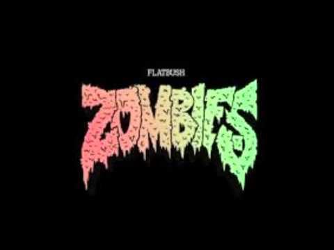 Flatbush Zombies - Friday Instrumental