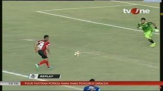Persipura vs Persib | 0 - 0 | 28 Agustus 2017 Highlights