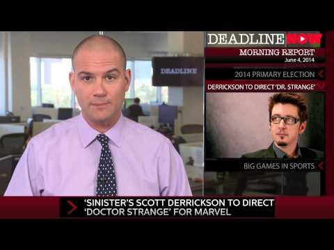 Scott Derrickson Directing Doctor Strange
