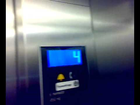 Retake of the ThyssenKrupp elevator in our apartment block...