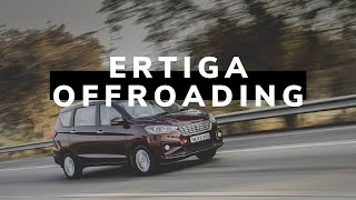 Cinematic Offroading Morning with Maruti Ertiga