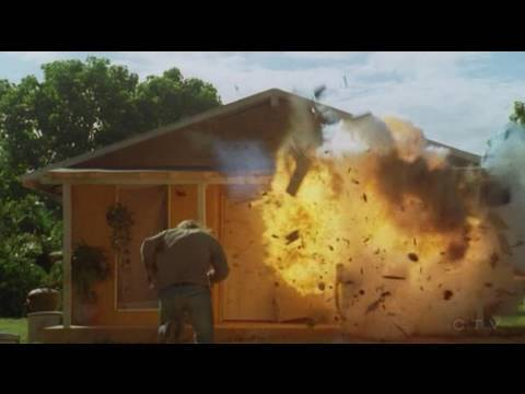 Guy Accidentally Blows Up House Part 1