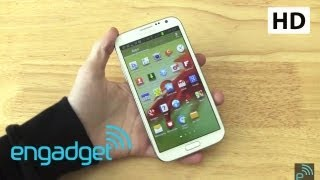 Samsung Galaxy Note II Review | Engadget