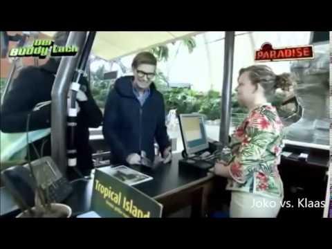 Joko und Olli - neoParadise - Buddytach im Tropical Island
