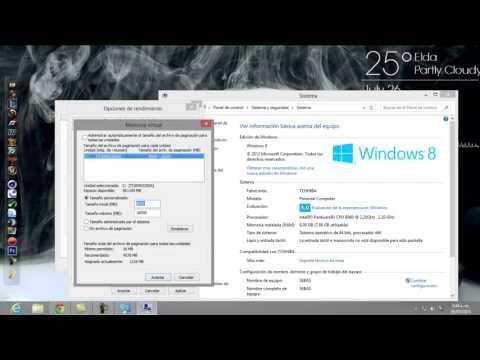 Como mejorar el rendimiento de windows 8 al maximo