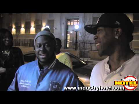 Battle rapper T-Rex talks about upcoming rematch with Math Hoffa
