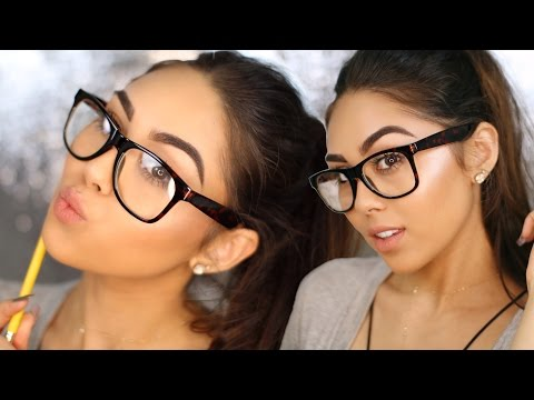 DRUGSTORE / AFFORDABLE BACK TO SCHOOL MAKEUP TUTORIAL 2016   Roxette Arisa