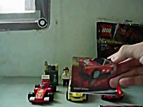 Shell V-Power - LEGO® Ferrari [Part 1]