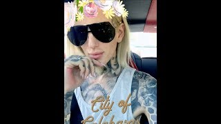 Jeffree Star Talks About Unfollowing People| SnapChat Story