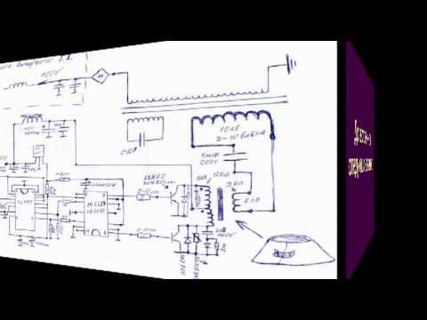 Схема генератора свободной
