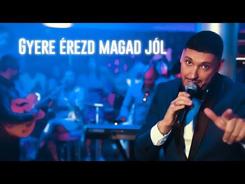 Tarcsi Zoltán Jolly  - Gyere érezd magad jól (OFFICIAL MUSIC VIDEO)