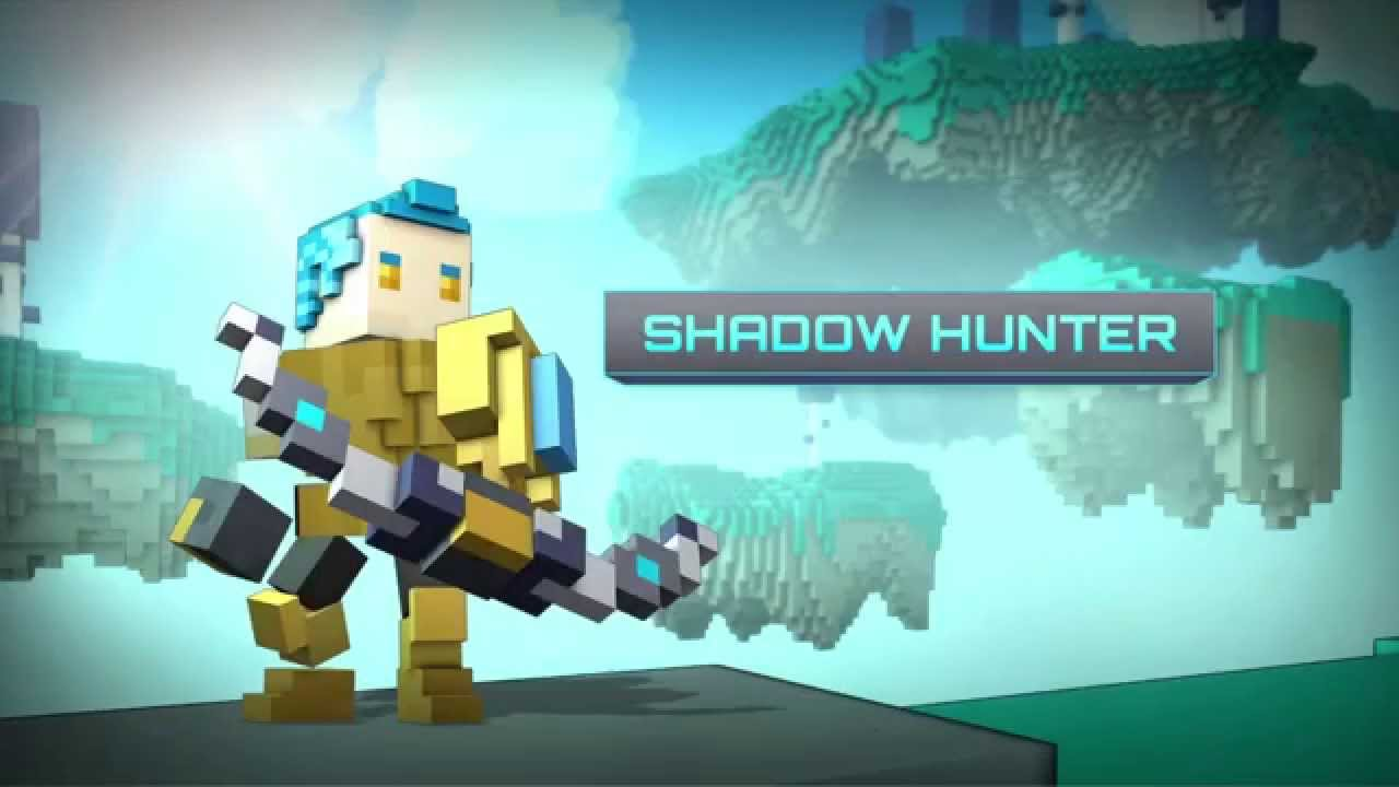 Shadow Hunter Trailer