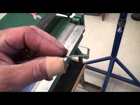 Homemade 12 inch Sheet Metal Bending Brake
