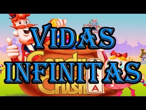 Candy Crush Saga: Vidas Infinitas, Sin apps, Sin Root, Sin hack / JHET