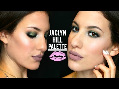 Get Ready With Me: Jaclyn Hill Favorites Palette ♡ | JamiePaigeBeauty