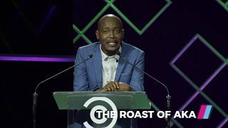 Comedy Central Roast of AKA | Moshe Ndiki | Only on Showmax