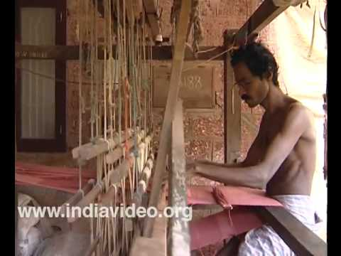 Chirakkal - eco-friendly weaving