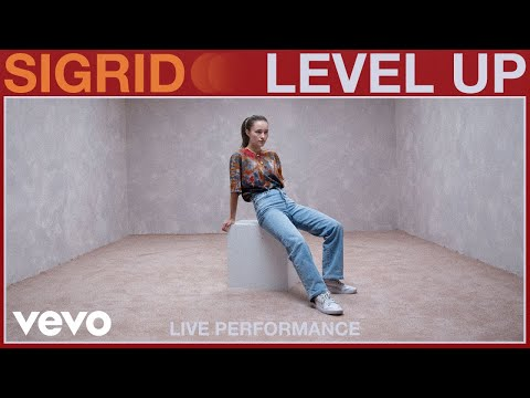 Sigrid - Level Up (Live Performance) | Vevo