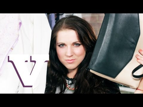 Summer Night Out ft. Topshop, ASOS, Religion, H&M, Zara, Lashes Of London: Haul ROX S01E7/8