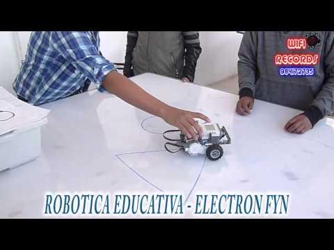 ROBOT MÓVIL EDUCADOR COMO HERRAMIENTA EN LAS MATEMÁTICAS