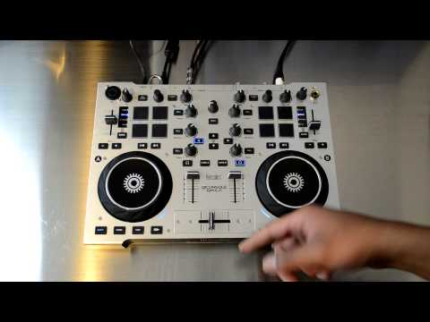 Hercules DJConsole RMX 2 Digital DJ Controller Demo & Review Video