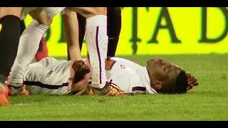 death of Cameroon player Patrick Ekeng had a heart attack in the match with Dynamo Bochrist Roman