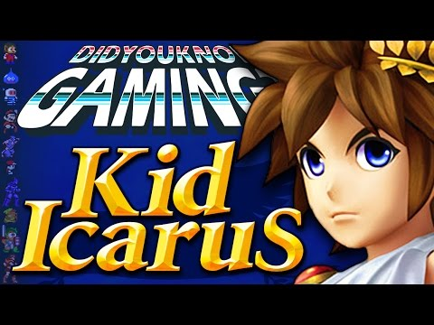 Misc Computer Games - Kid Icarus - Underworld Theme